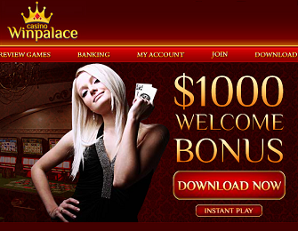 Win palace review atlantic city poker tournament